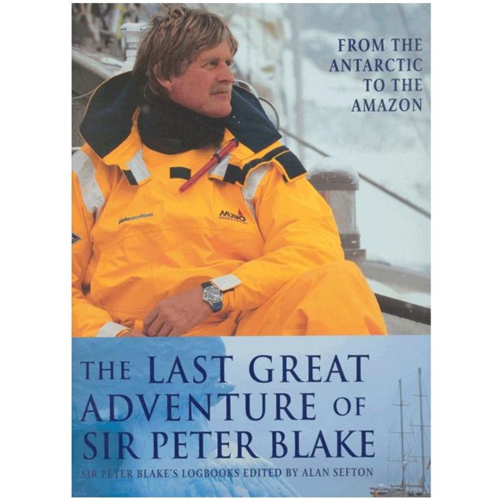 Last Great Adventure of Sir Peter Blake