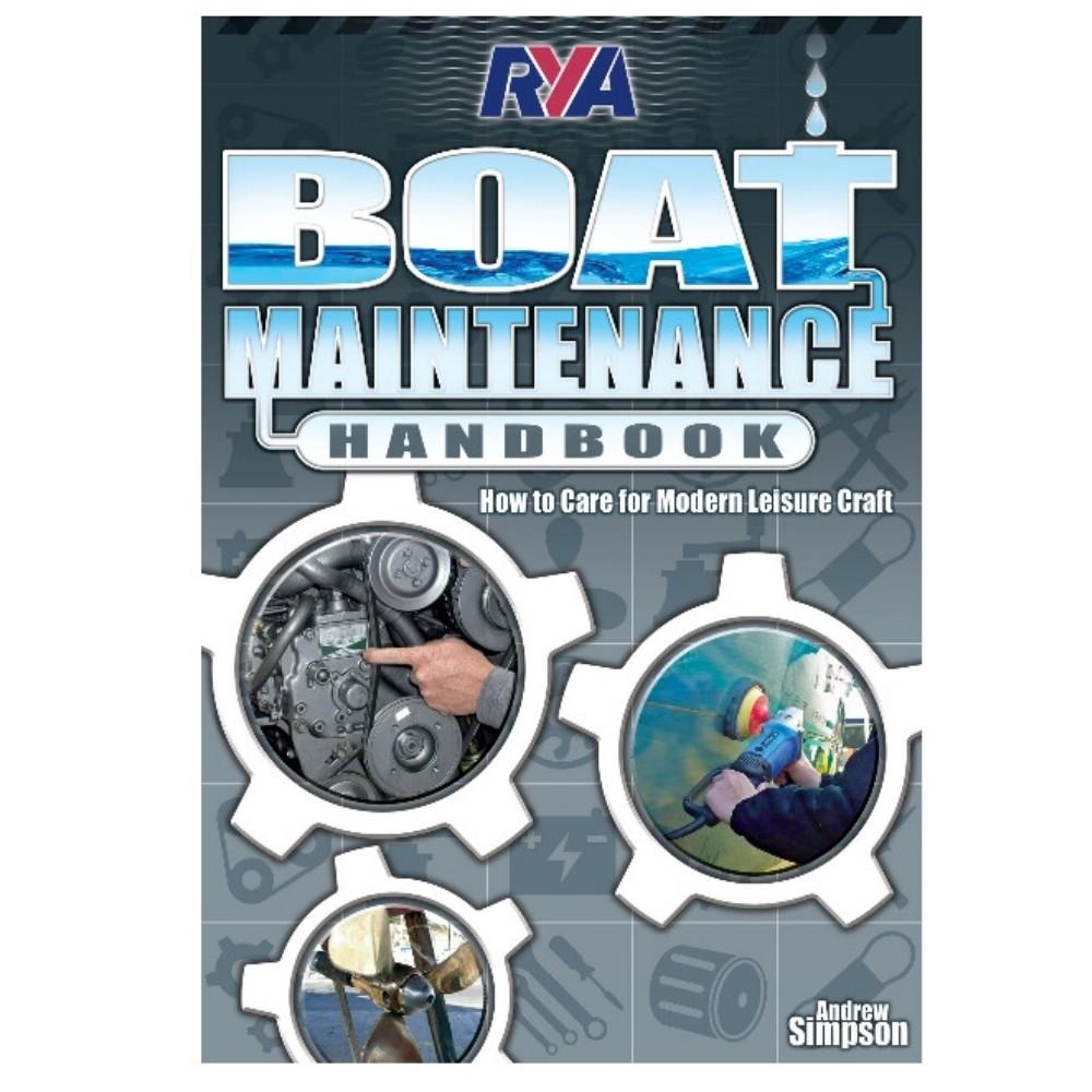 Boat Maintenance Handbook (G104)