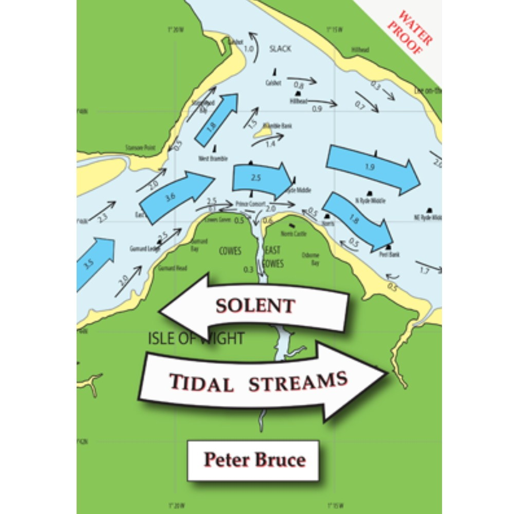 Solent Tidal Streams - Peter Bruce
