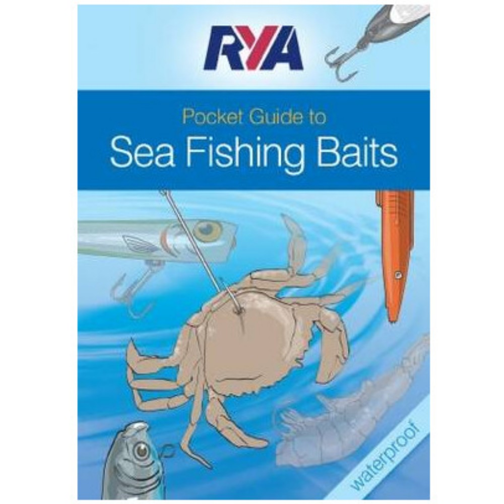 Pocket Guide to Sea Fishing Baits (G91)