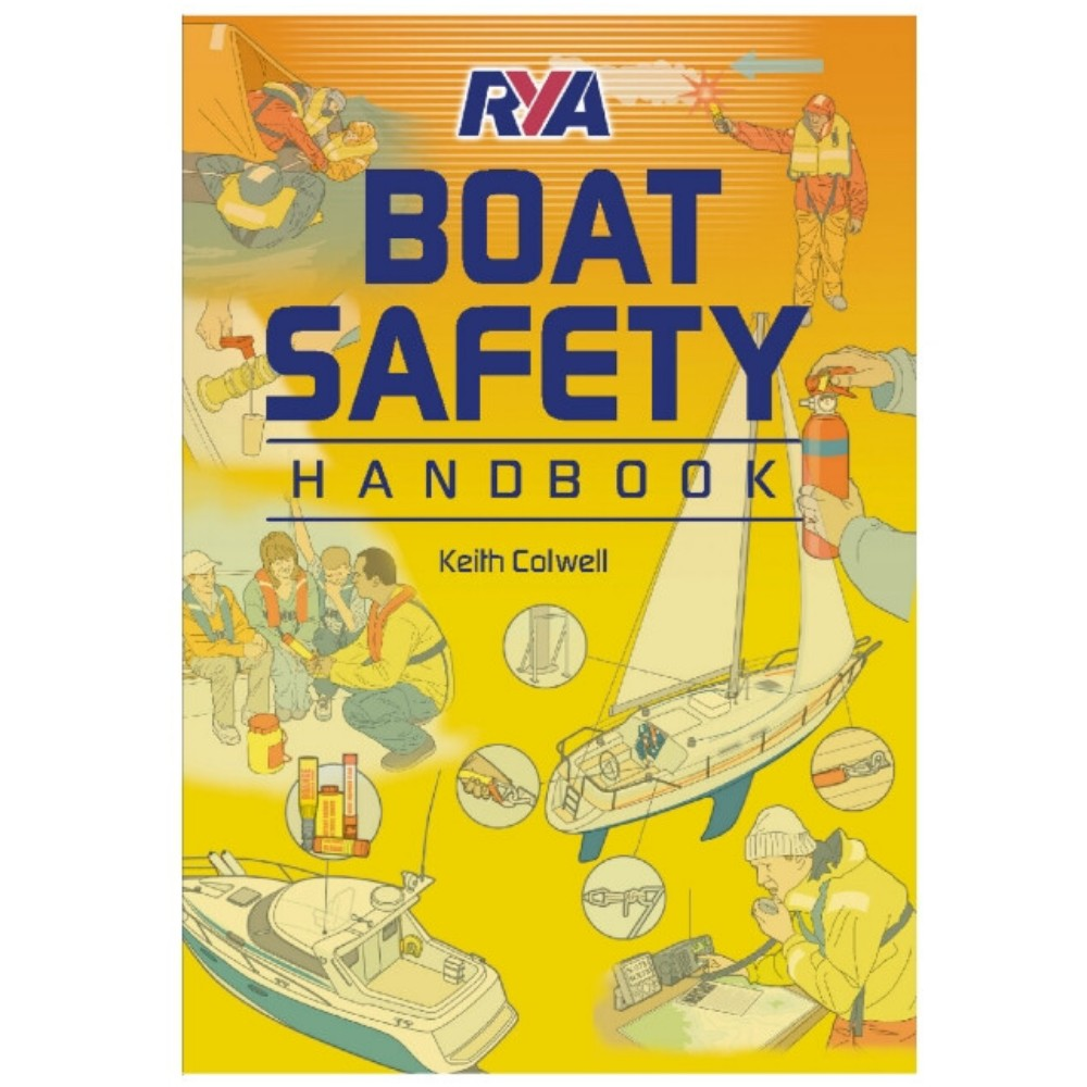 Boat Safety Handbook (G103)