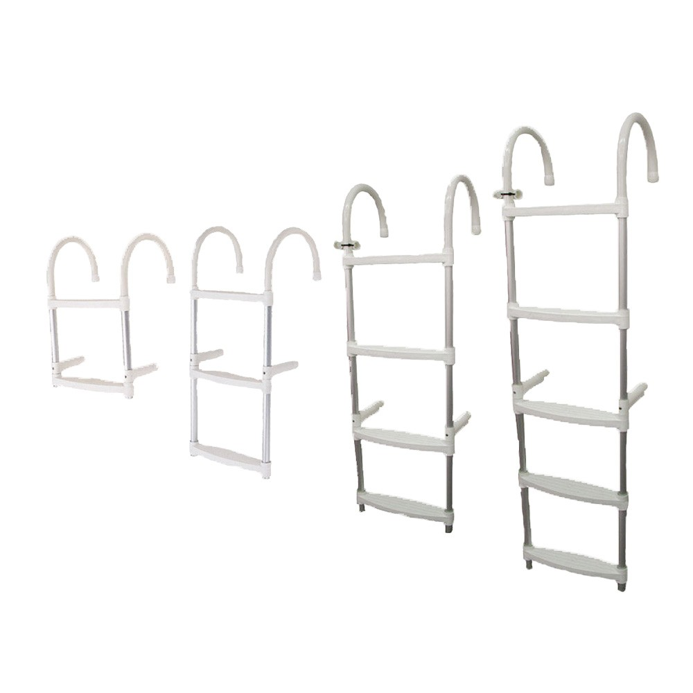Aluminium Boarding Ladder 2 Steps