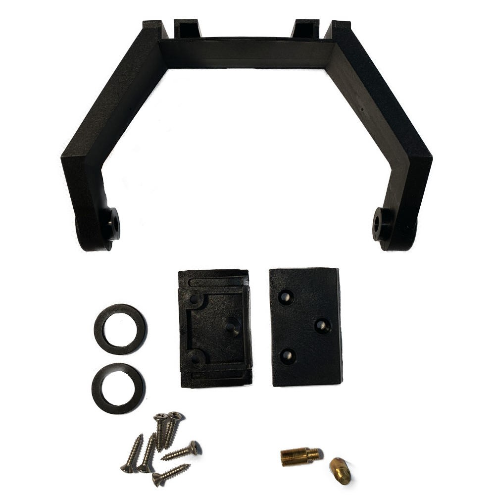 Offshore 105 Black Bracket Kit