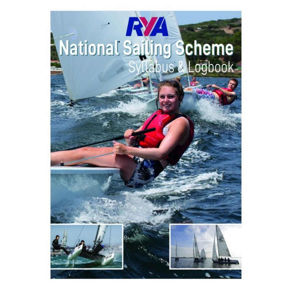 National Sailing Scheme Syllabus & Logbook (G4)