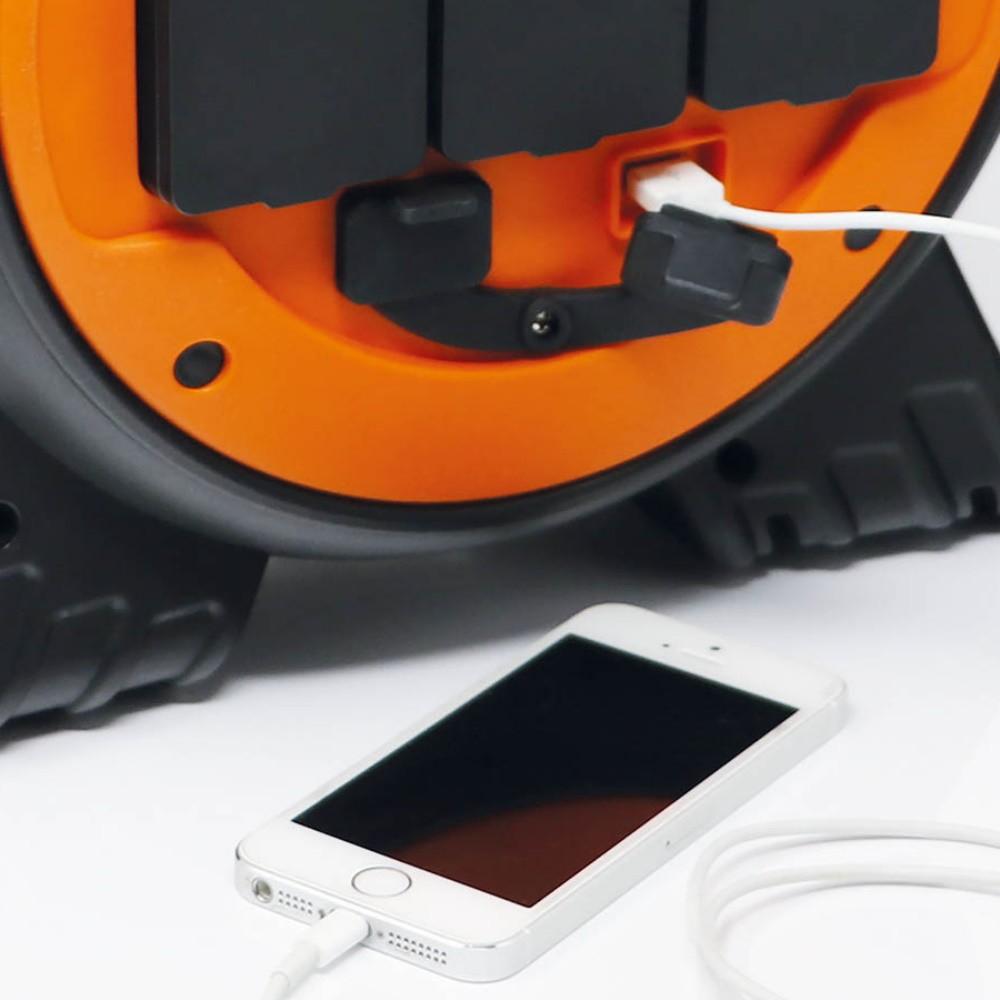 Portable Shore Power Unit 15m Cable