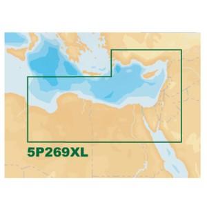Platinum+ XL Chart • 5P269XL Mediterranean South E