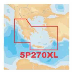 Platinum+ XL Chart • 5P270XL South Aegean Sea
