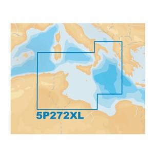 Platinum+ XL Chart • 5P272XL Central Mediterranean