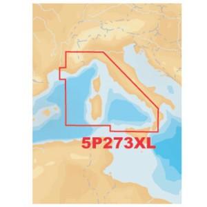 Platinum+ XL Chart • 5P273XL Tyrrenian Sea