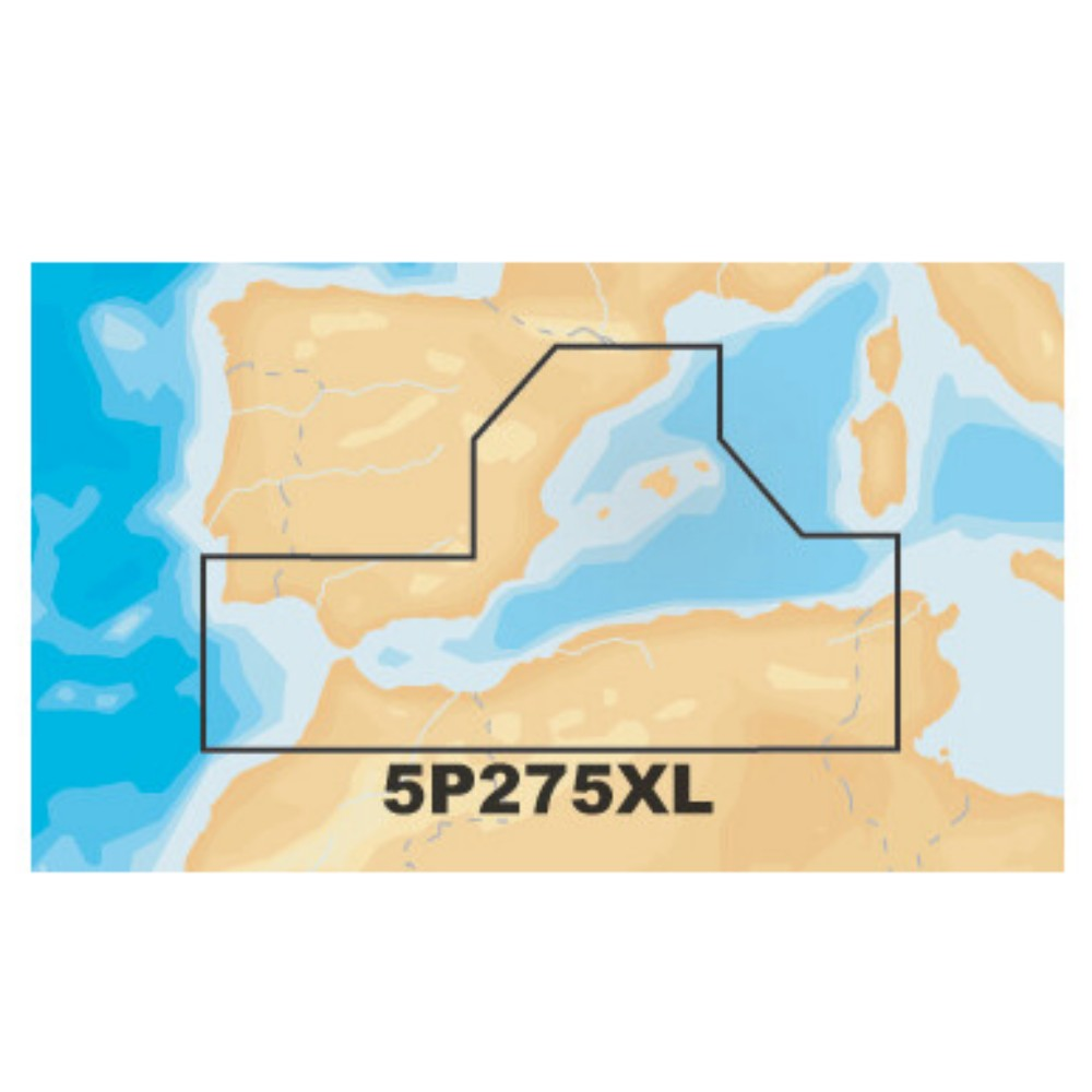 Platinum+ XL Chart • 5P275XL Mediterranean South W