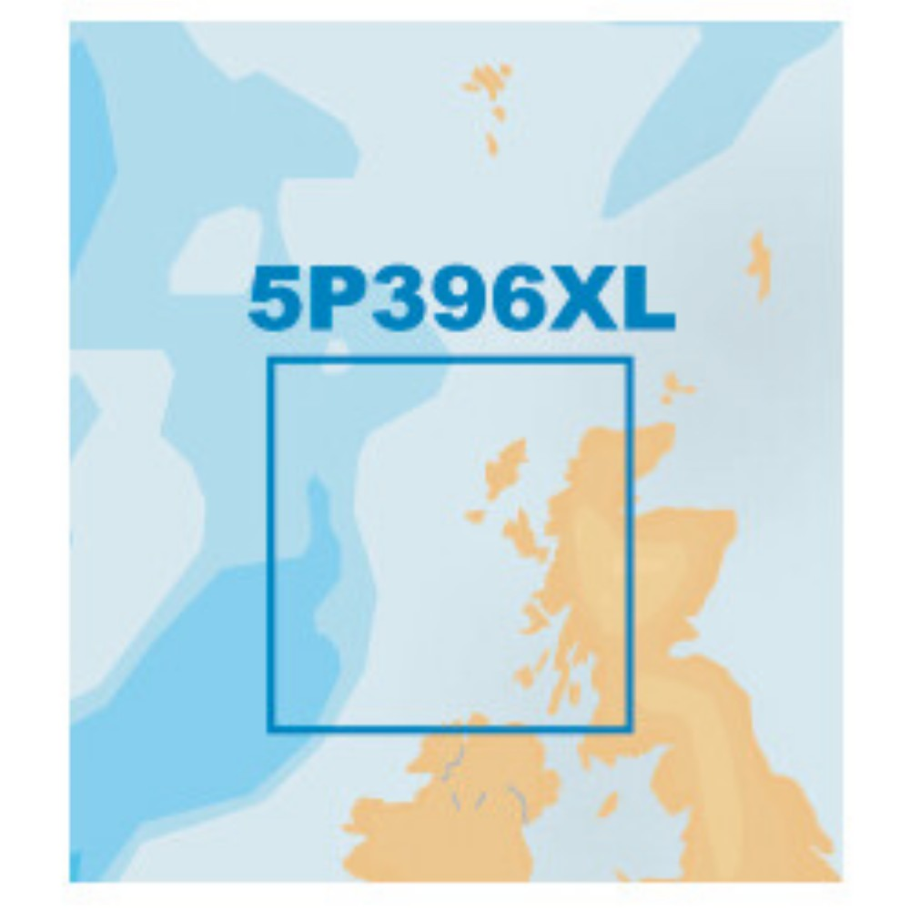 Platinum+ XL Chart • 5P396XL Scotland West