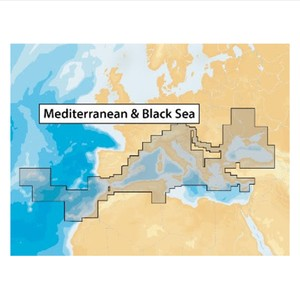 Plus 43XG Mediterranean & Black Sea