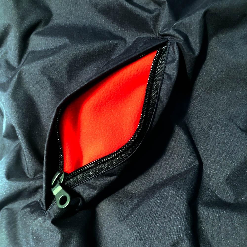 Snug Blouson Jacket