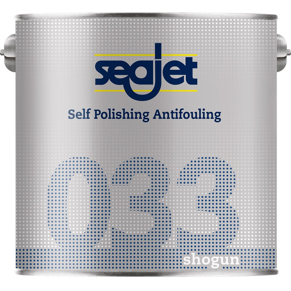 Shogun Self-Polishing Antifoul 2.5L