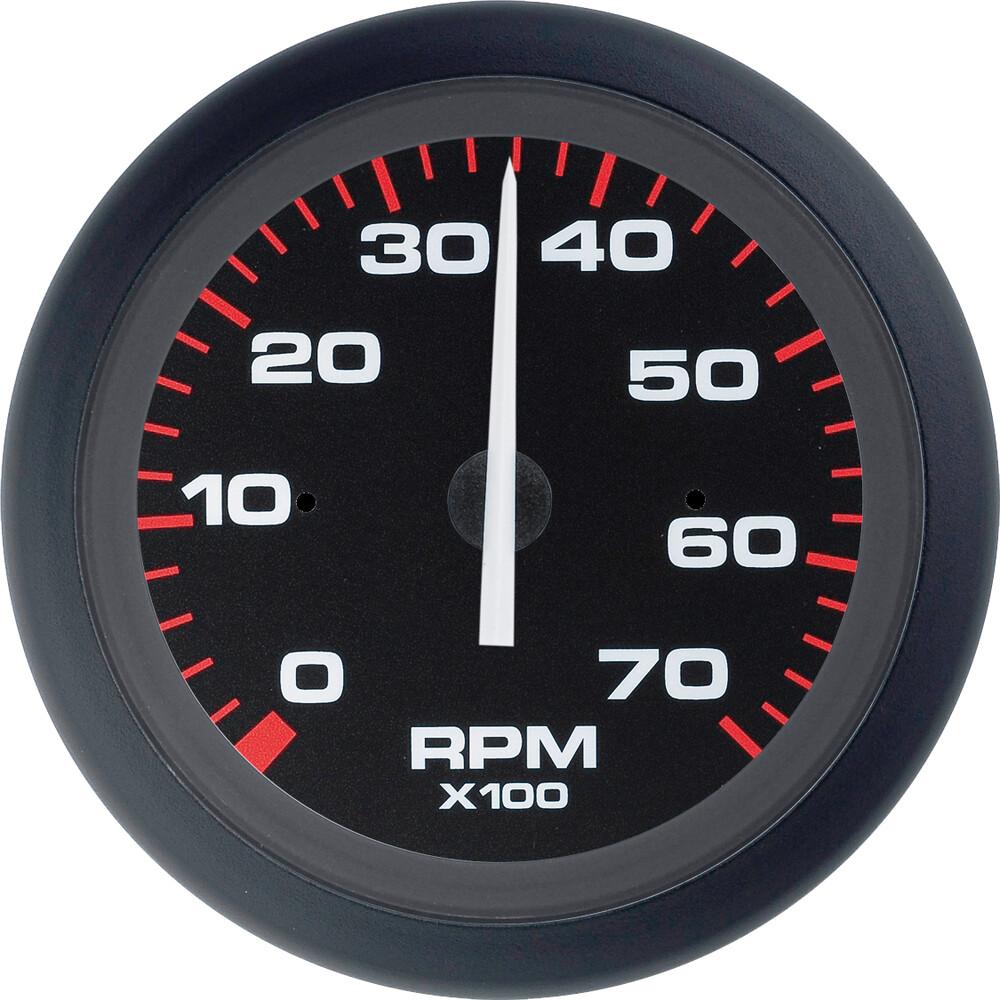 Amega Rev Counter - 0-7000RPM Petrol