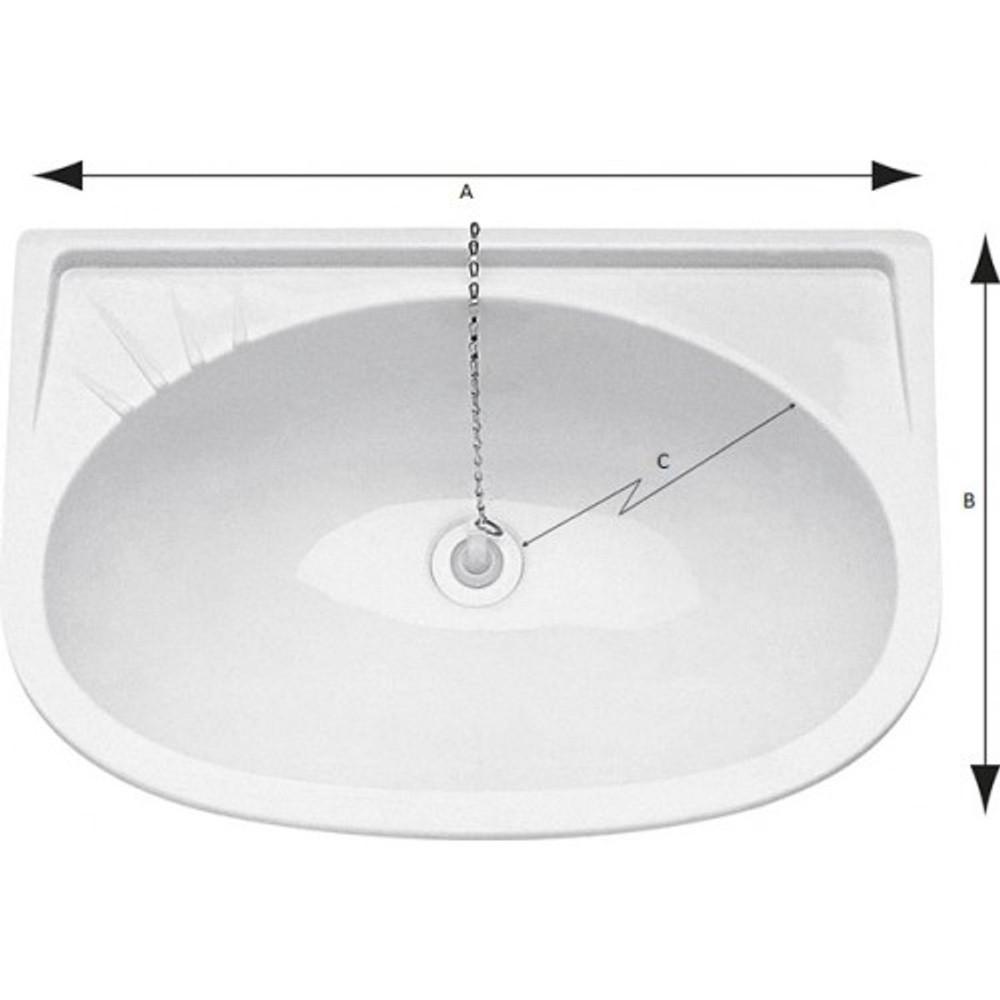 Plastic Sink Basin