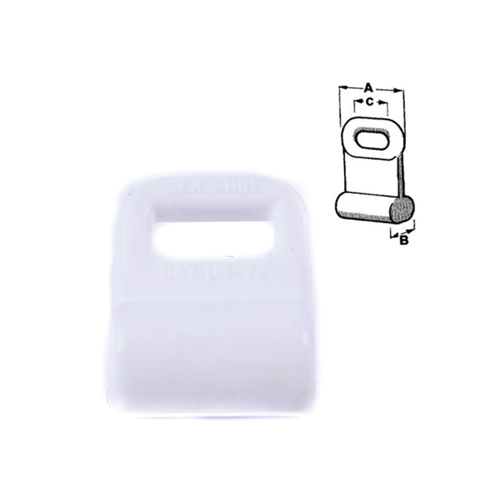 Nylon Slug Slider (5pk)