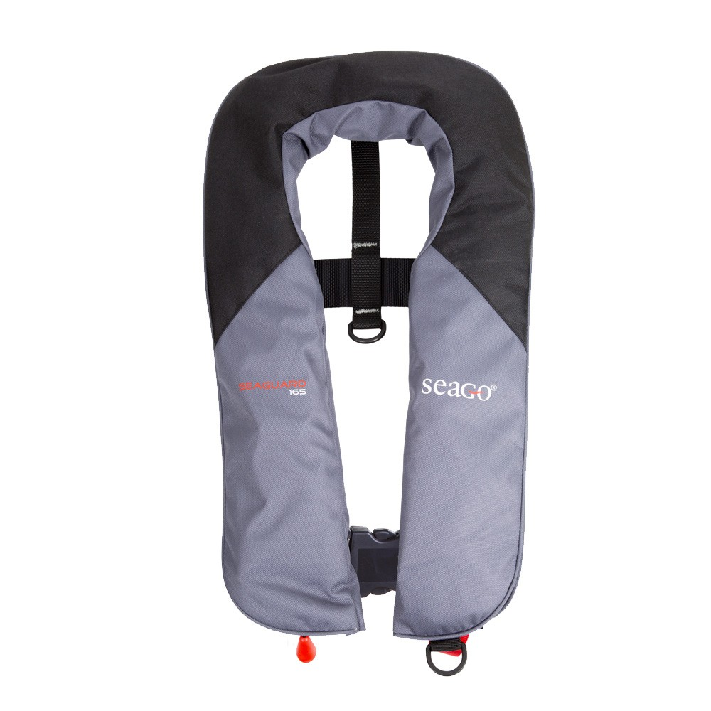 Seaguard 165 Lifejacket Automatic Grey+Black
