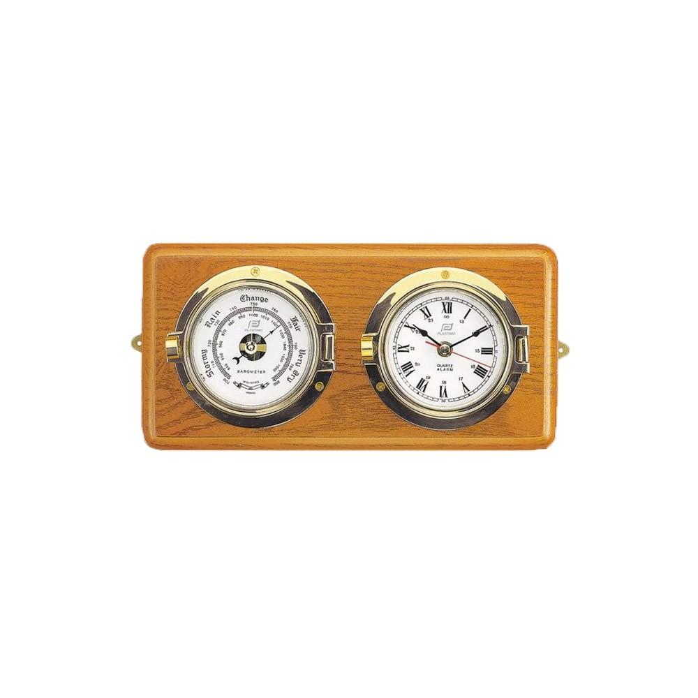 "3"" Clock & Barometer Set"