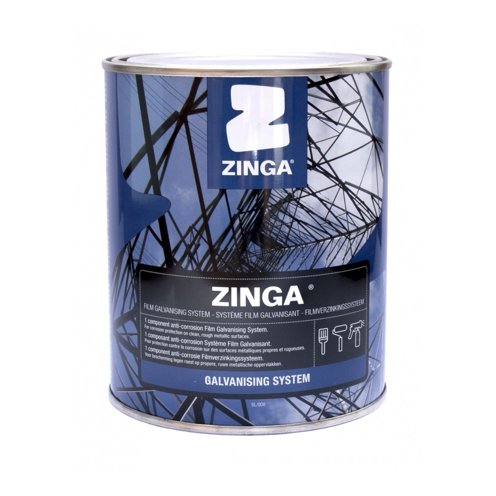 Anti-Corrosion Zinc Coating
