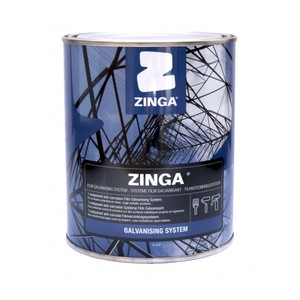 Anti-Corrosion Zinc Coating