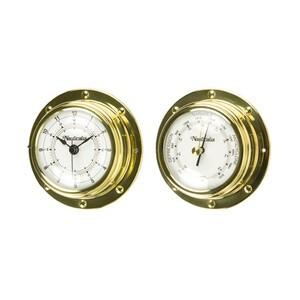 Clock & Barometer Set