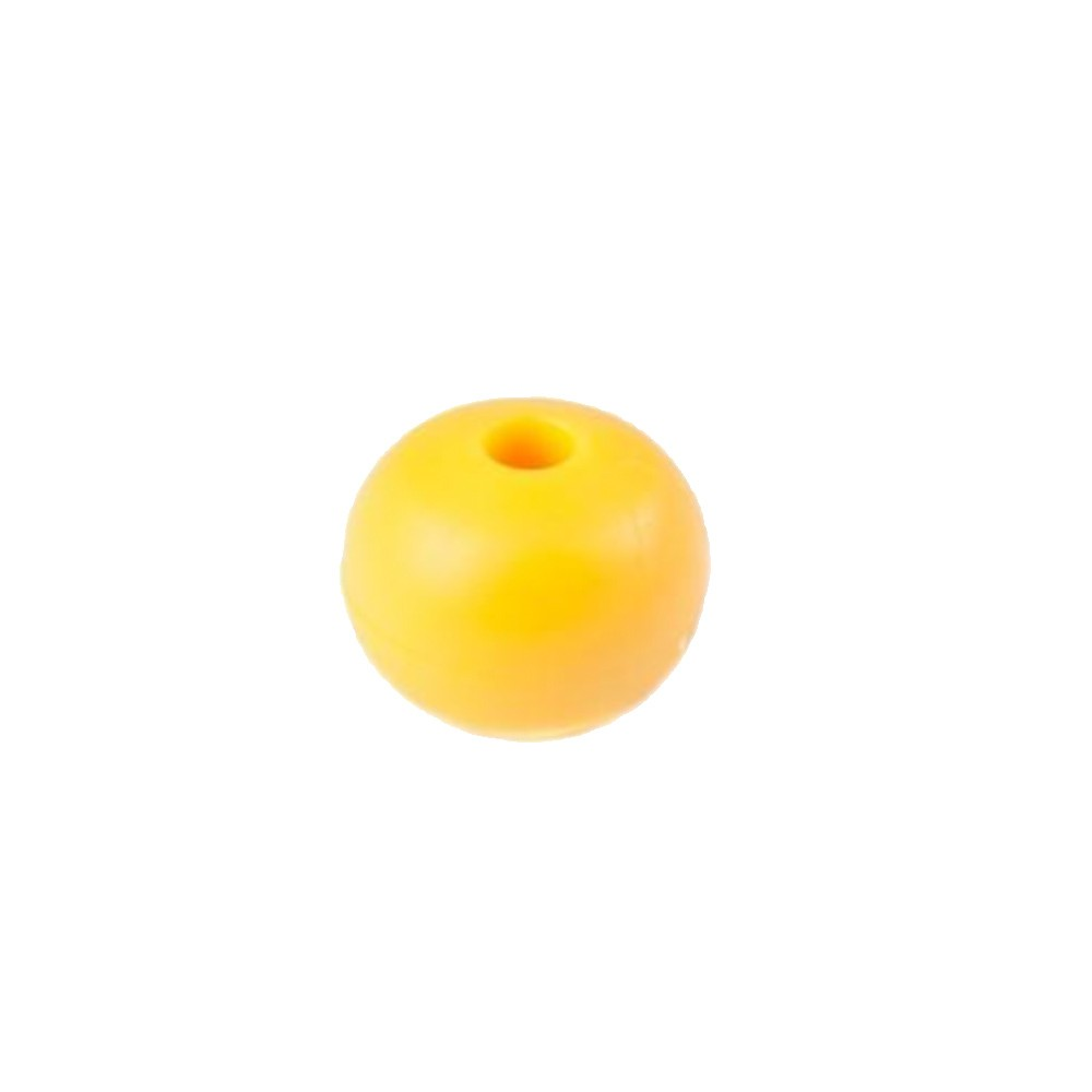 Parrel Bead 32mm Yellow