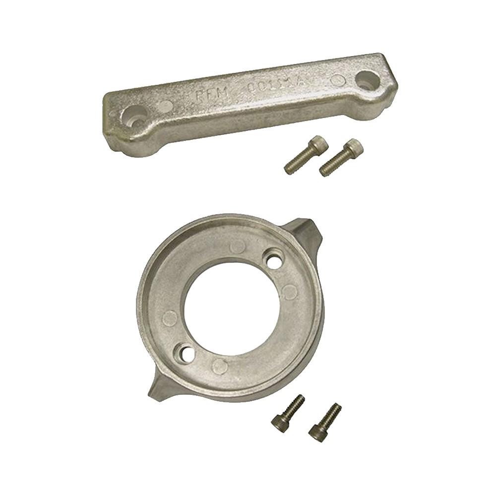 Engine Anode Kit w/Indicator Aluminium - Volvo 280