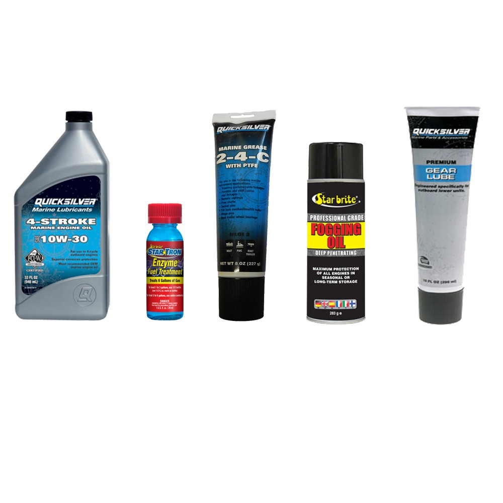 Small Outboard Winterising Pack