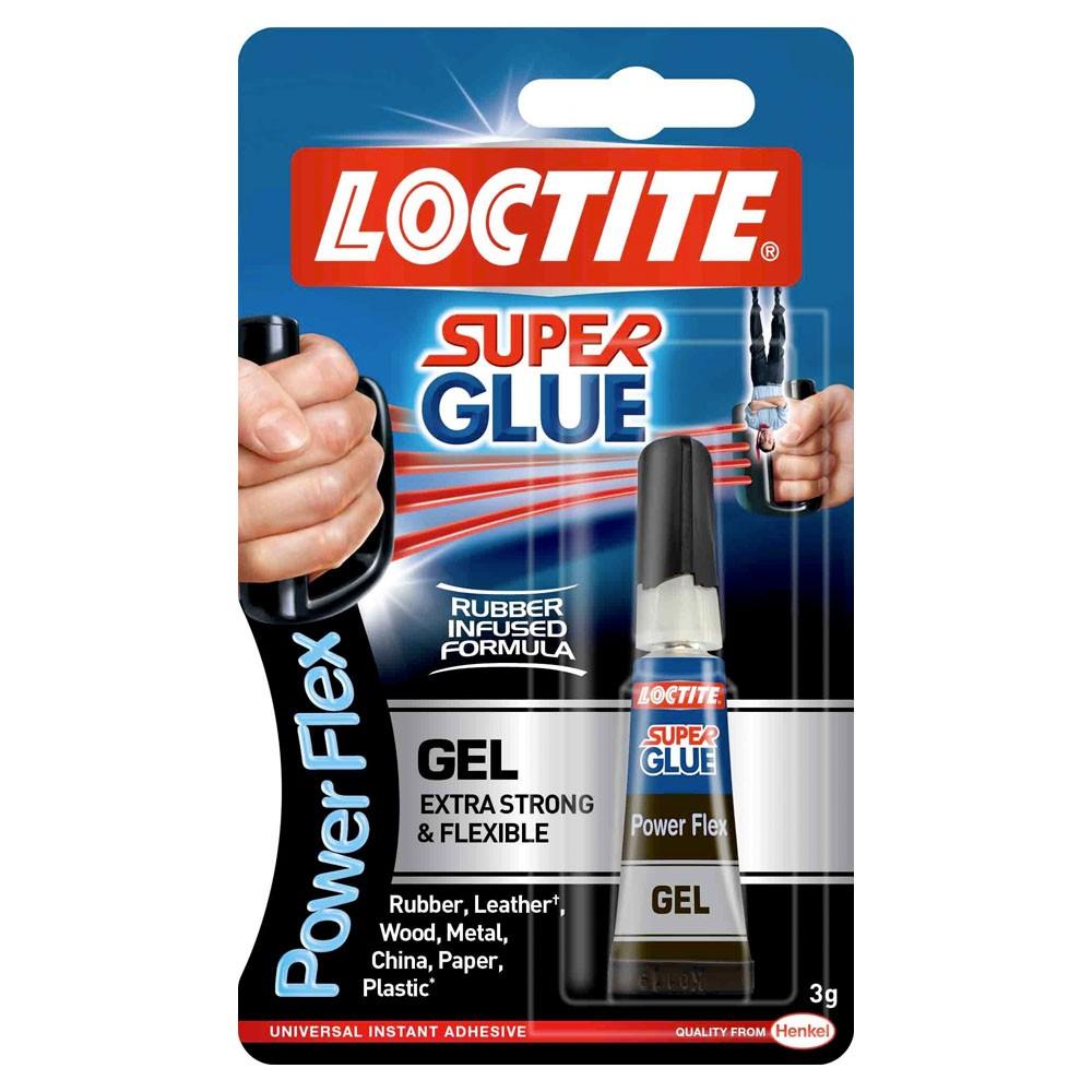 Super Glue Gel 3g Tube