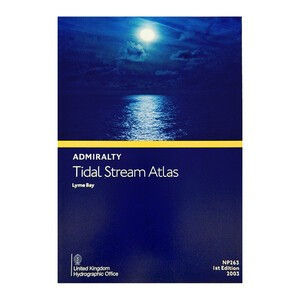 Tidal Stream Atlas NP337 - The Solent & Adjacent Waters