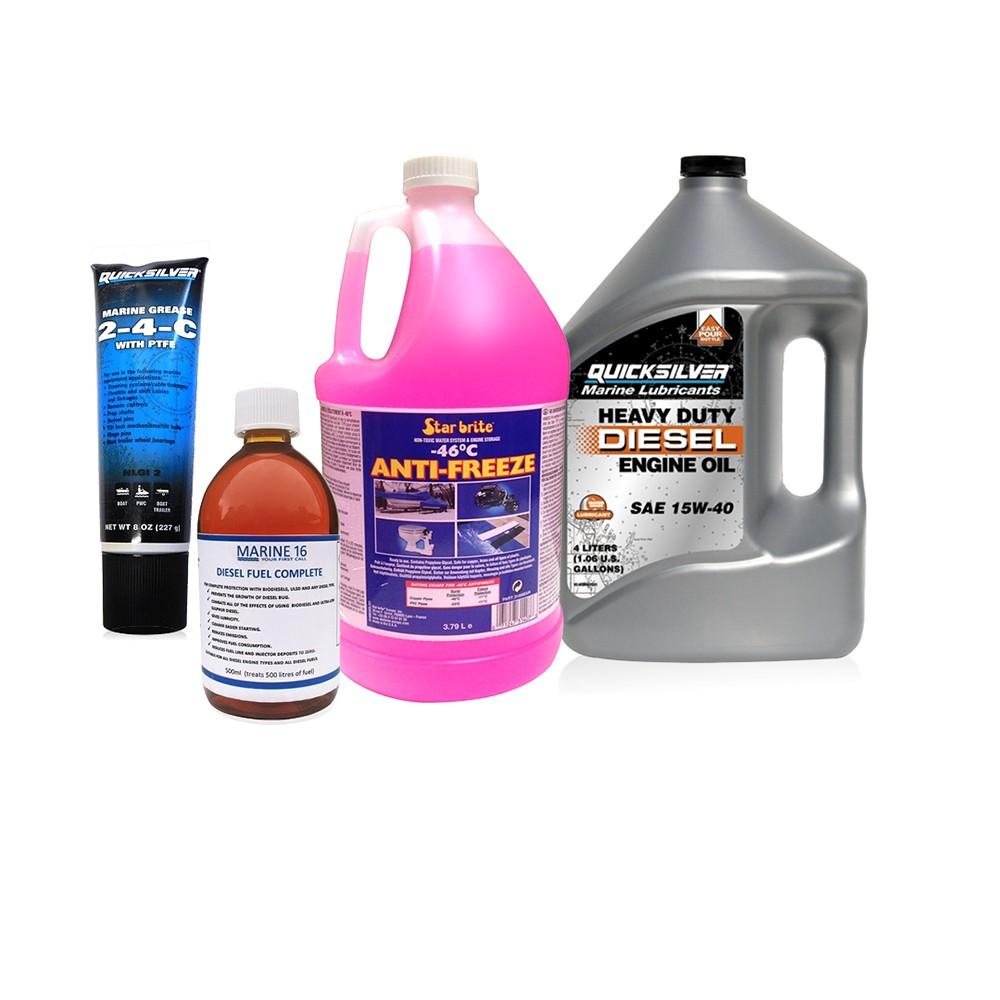 Diesel Inboard Winterising Pack