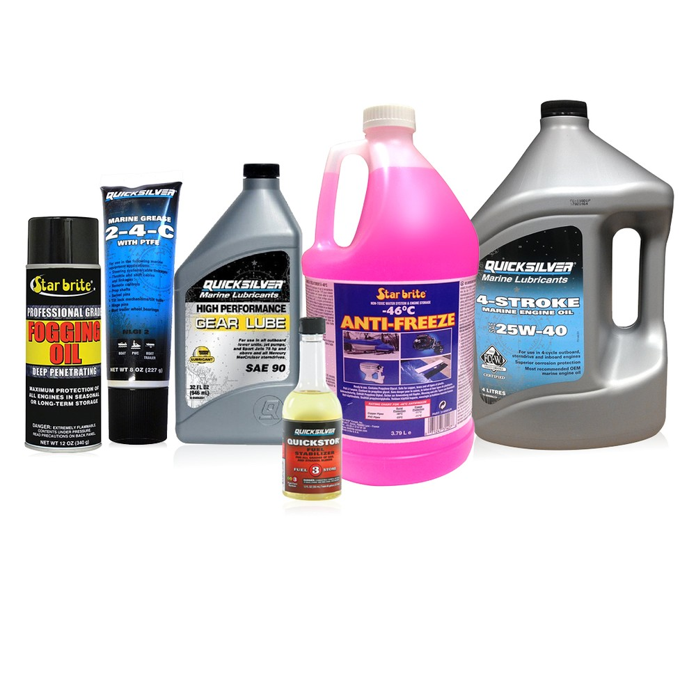 Petrol Inboard Winterising Pack