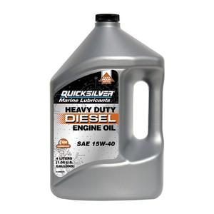 SAE 15W-40 Diesel Oil 3.78Ltr