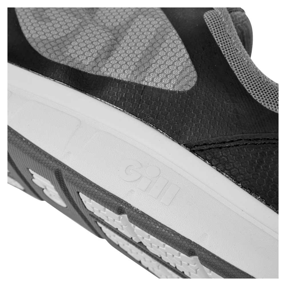Mawgan Deck Trainer - Black & Grey