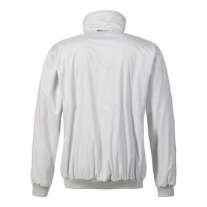 Snug Blouson Jacket Platinum-Cinder