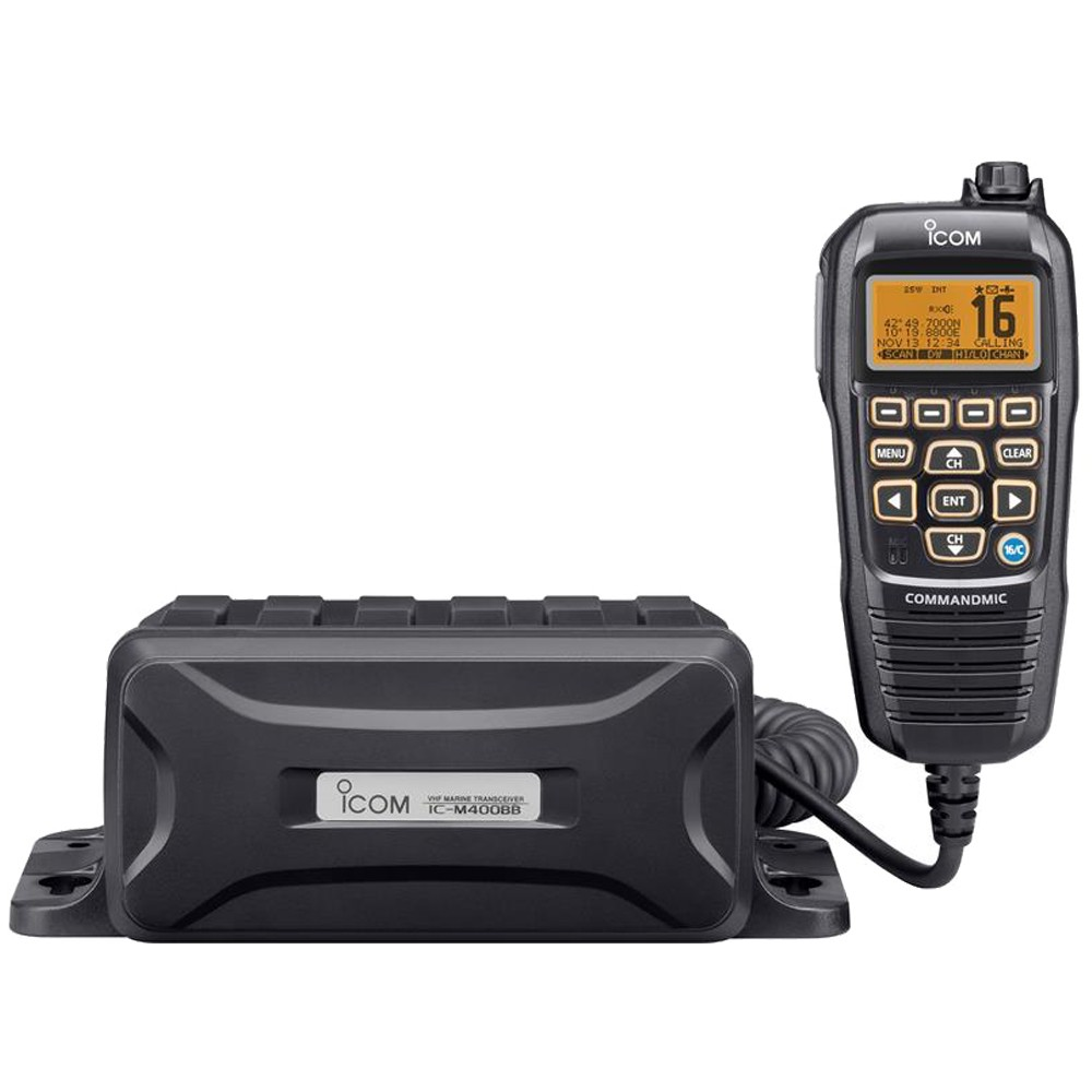 IC-M400BBGE Black Box VHF/DSC