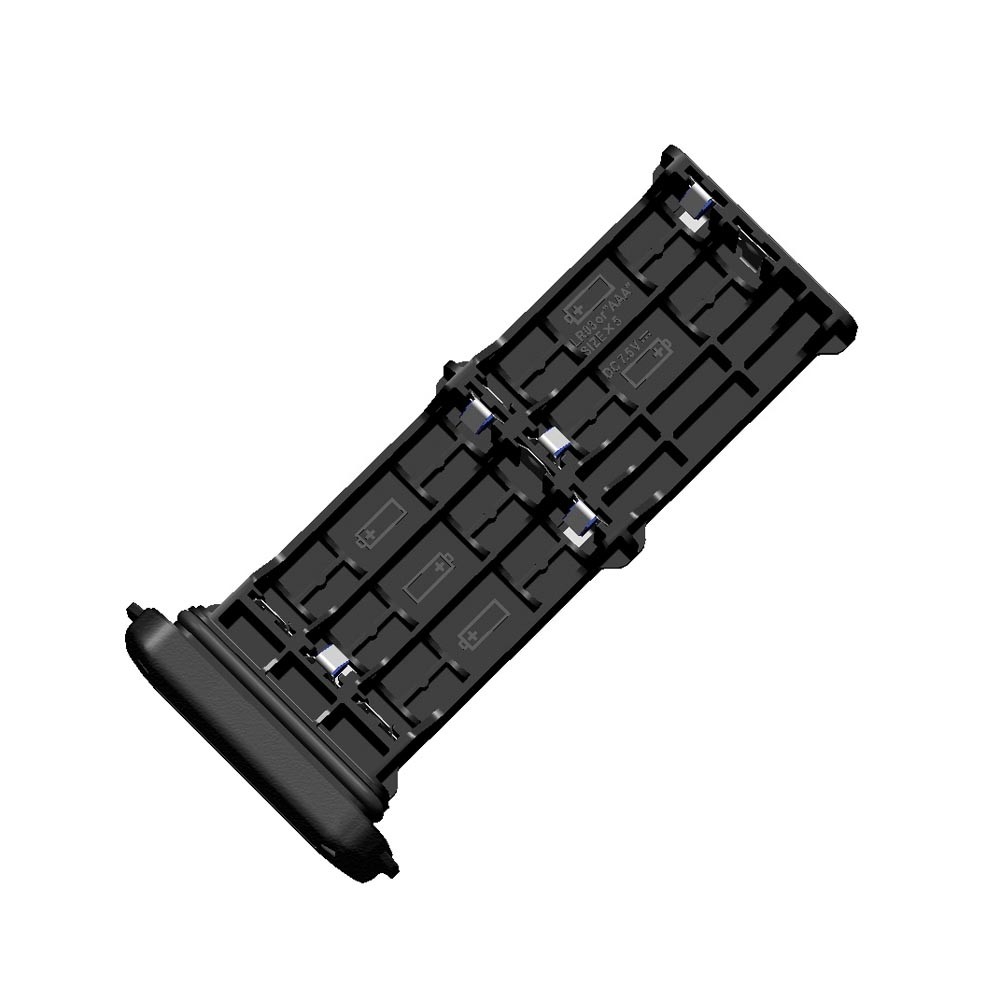 HX851e Alkaline Battery Case