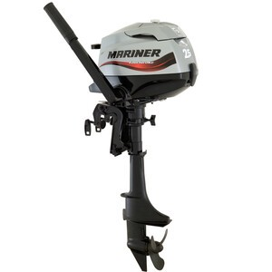 4-Stroke 2.5hp Outboard Engine