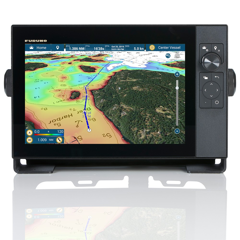 Navnet TZtouch 3 Multifunction Display