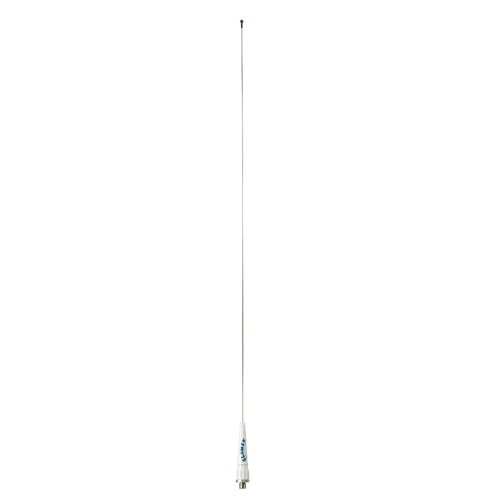 Glomeasy 0.9m Stainless Steel Whip VHF Antenna