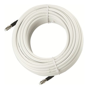 Glomeasy 18m RG-8X low Loss Coaxial Cable