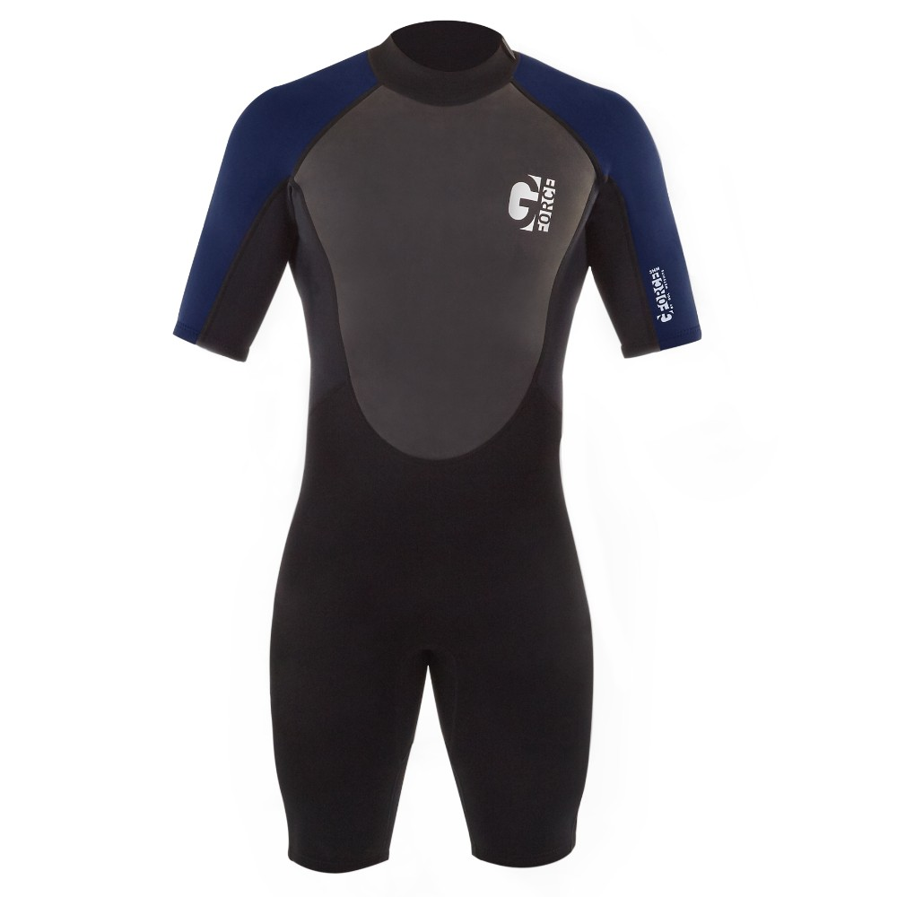 Men's G-Force Shorti 3:2 Wetsuit - Black/Navy
