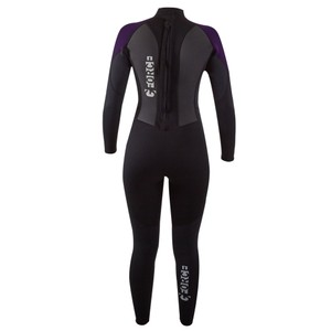Women's G-Force Steamer 3:2 Wetsuit - Black/Mulberry