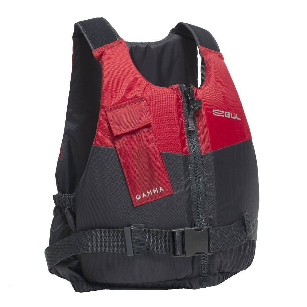 Junior Gamma Buoyancy Aid - Red/Grey