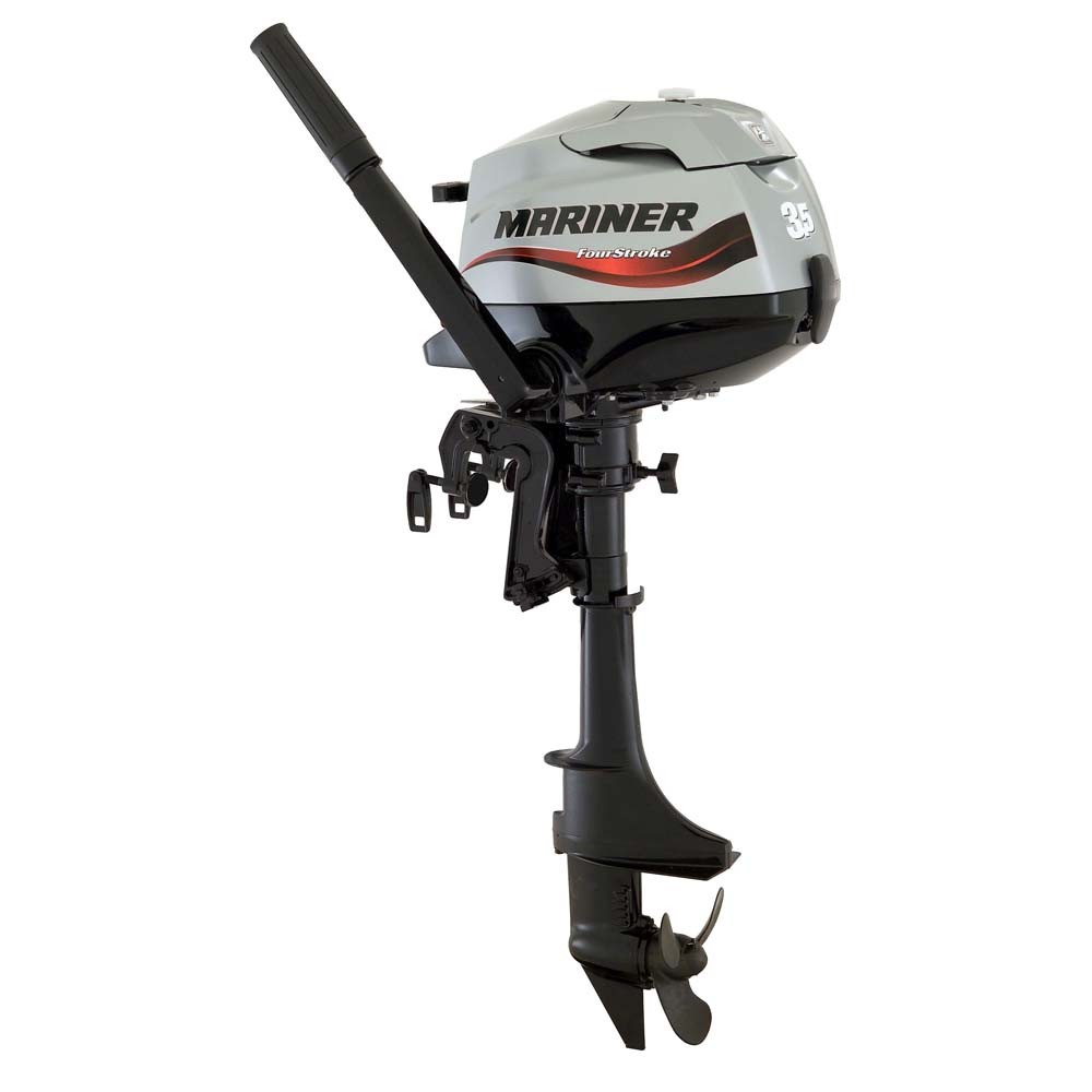 4-Stroke 3.5hp Outboard Engine