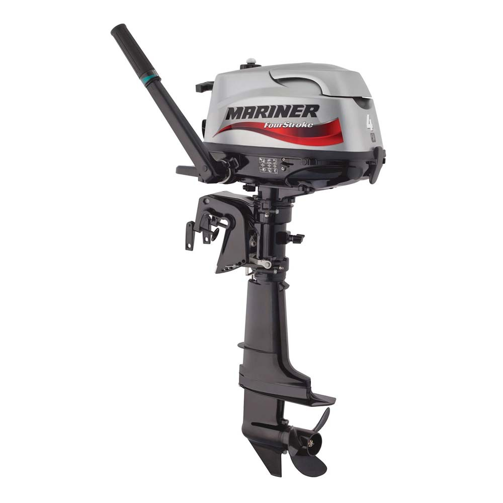 4-Stroke 4hp Outboard Engine