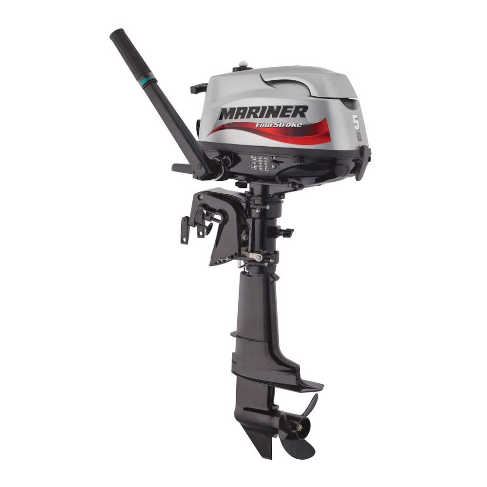 4-Stroke 5hp Outboard Engine