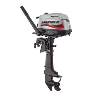 4-Stroke 6hp Outboard Engine