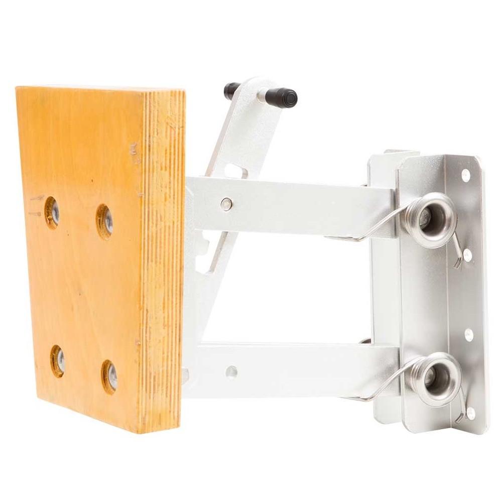 Aluminium Outboard Motor Bracket - up to 10hp 25kg